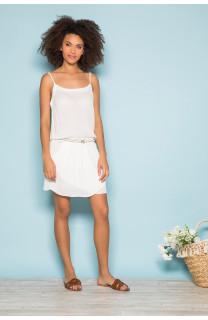 Robe ACHILLA Femme S19216W (42998) - DEELUXE