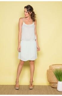 Robe ACHILLA Femme S19216W (43002) - DEELUXE