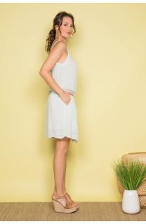 Robe ACHILLA Femme S19216W (43003) - DEELUXE