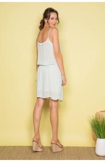 Robe ACHILLA Femme S19216W (43005) - DEELUXE