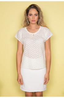 Blouse CASSY Femme S19437W (43011) - DEELUXE