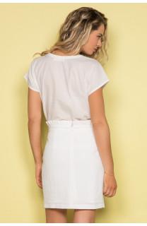 Blouse CASSY Femme S19437W (43012) - DEELUXE