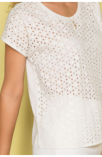 Blouse CASSY Femme S19437W (43013) - DEELUXE