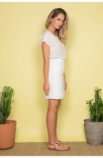 Blouse CASSY Femme S19437W (43015) - DEELUXE