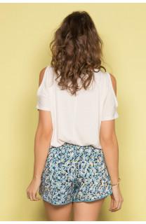 Short LOCACITA Femme S19702W (43016) - DEELUXE