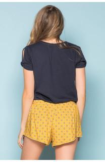 Short LOCACITA Femme S19702W (43026) - DEELUXE