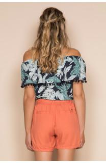 Short MERIDA Femme S19707W (43041) - DEELUXE