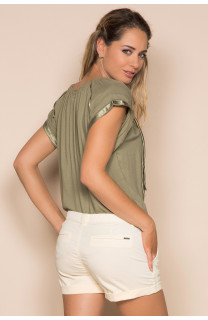 Short Short XENA Femme S19711W (43044) - DEELUXE