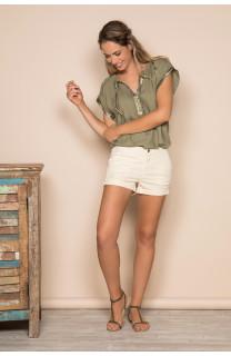 Short Short XENA Femme S19711W (43063) - DEELUXE