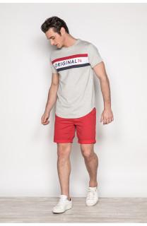 T-Shirt T-SHIRT TEAM Homme S19107 (43104) - DEELUXE