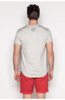 T-Shirt T-SHIRT TEAM Homme S19107 (43106) - DEELUXE