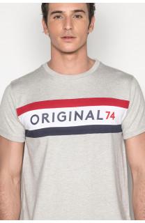T-Shirt T-SHIRT TEAM Homme S19107 (43107) - DEELUXE