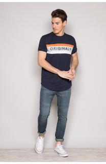 T-Shirt T-SHIRT TEAM Homme S19107 (43109) - DEELUXE