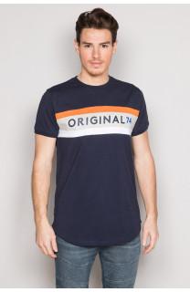 T-Shirt T-SHIRT TEAM Homme S19107 (43110) - DEELUXE
