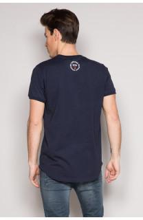 T-Shirt T-SHIRT TEAM Homme S19107 (43111) - DEELUXE