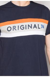 T-Shirt T-SHIRT TEAM Homme S19107 (43112) - DEELUXE