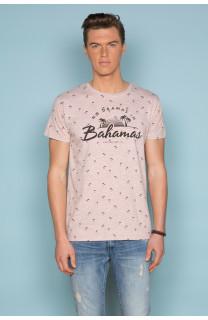 T-shirt PALMITO Homme Deeluxe