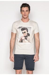 T-Shirt MEMPHIS Homme S19145 (43128) - DEELUXE