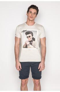 T-Shirt MEMPHIS Homme S19145 (43130) - DEELUXE
