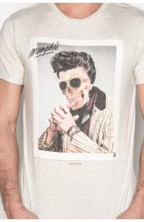 T-Shirt MEMPHIS Homme S19145 (43132) - DEELUXE