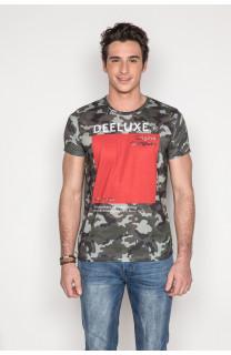 T-shirt LIBERTY Homme Deeluxe