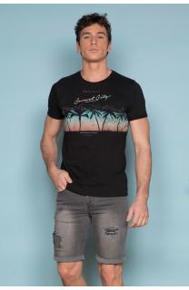 T-shirt MIAMI Homme Deeluxe