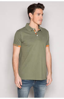 Polo WARRIOR Homme Deeluxe