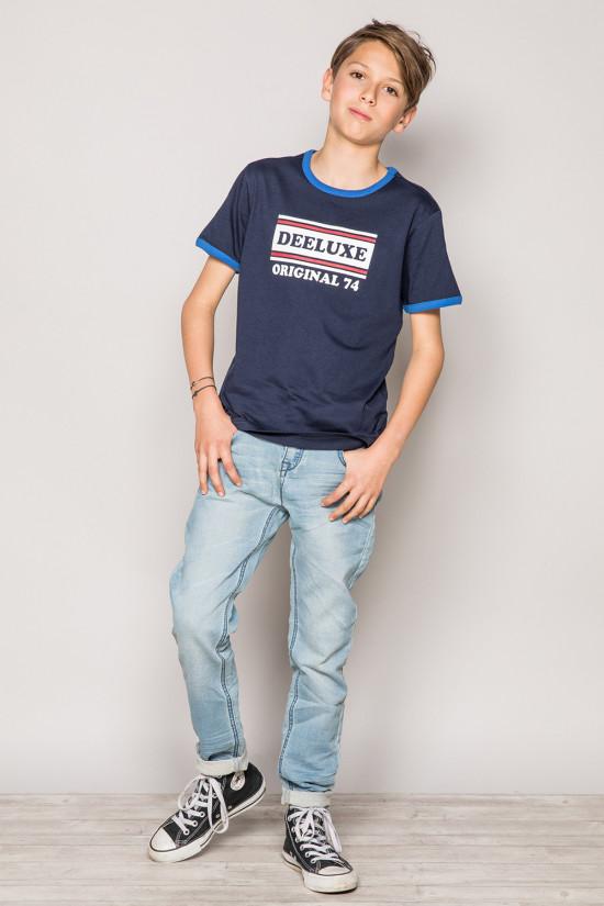 T-Shirt RECORD Garçon S19110B (43287) - DEELUXE