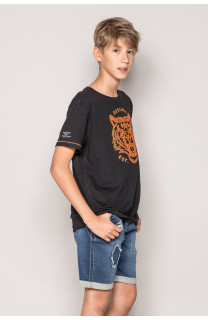 T-Shirt T-Shirt TIGERO Garçon S19152B (43306) - DEELUXE