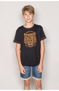 T-Shirt T-Shirt TIGERO Garçon S19152B (43308) - DEELUXE