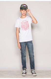 T-Shirt T-Shirt TIGERO Garçon S19152B (43312) - DEELUXE