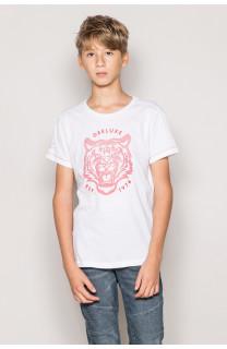 T-Shirt T-Shirt TIGERO Garçon S19152B (43313) - DEELUXE
