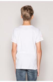 T-Shirt T-Shirt TIGERO Garçon S19152B (43314) - DEELUXE