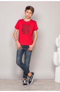 T-Shirt T-Shirt TIGERO Garçon S19152B (43317) - DEELUXE