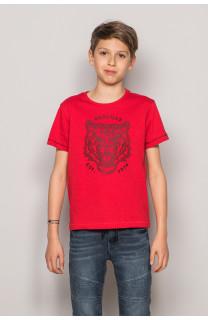 T-Shirt T-Shirt TIGERO Garçon S19152B (43318) - DEELUXE