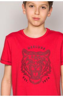 T-Shirt T-Shirt TIGERO Garçon S19152B (43320) - DEELUXE
