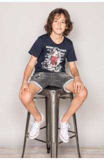 T-Shirt BONNIE Garçon S19182B (43322) - DEELUXE
