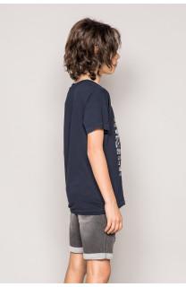 T-Shirt BONNIE Garçon S19182B (43324) - DEELUXE