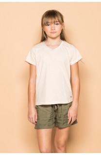 T-Shirt T-Shirt DEMETER Fille S19111G (43410) - DEELUXE