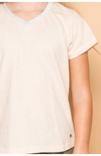 T-Shirt T-Shirt DEMETER Fille S19111G (43412) - DEELUXE