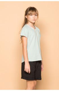 T-Shirt T-Shirt DEMETER Fille S19111G (43413) - DEELUXE