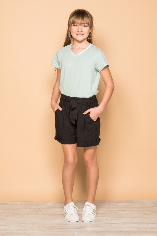 T-Shirt DEMETER Fille S19111G (43413) - DEELUXE