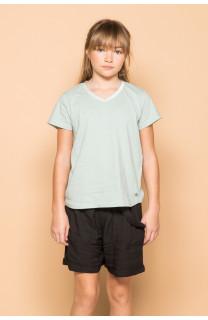 T-Shirt T-Shirt DEMETER Fille S19111G (43415) - DEELUXE