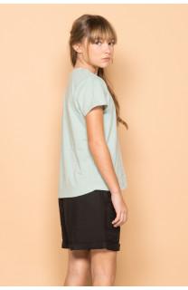 T-Shirt T-Shirt DEMETER Fille S19111G (43416) - DEELUXE
