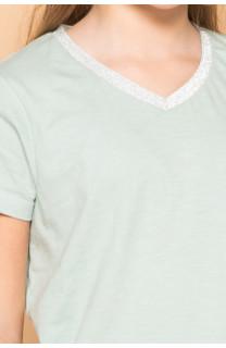 T-Shirt T-Shirt DEMETER Fille S19111G (43417) - DEELUXE