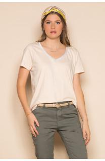 T-Shirt DEMETER Femme S19111W (43438) - DEELUXE