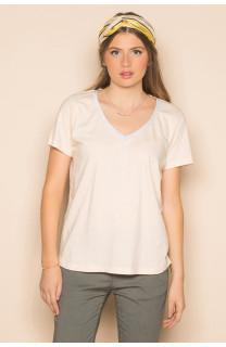 T-Shirt DEMETER Femme S19111W (43440) - DEELUXE