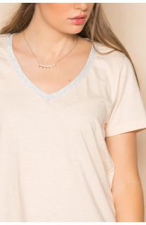 T-Shirt DEMETER Femme S19111W (43442) - DEELUXE