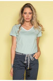 T-Shirt DEMETER Femme S19111W (43443) - DEELUXE