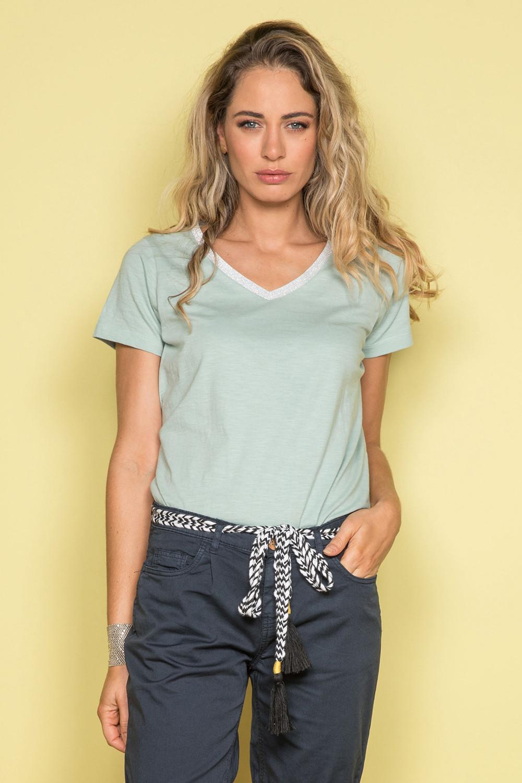 T-Shirt T-Shirt DEMETER Femme S19111W (43443) - DEELUXE